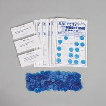 Electricity and Magnetism Bingo Game