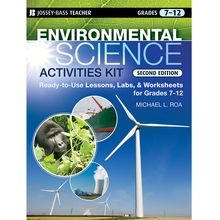 Environmental Science Activities Book Kit