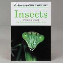 Insects, Golden Guide Book