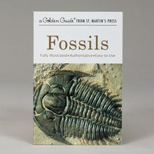 Fossils, Golden Guide Book