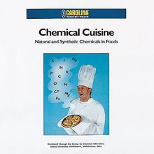 Chemical Cuisine Book
