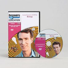 Greatest Discoveries with Bill Nye Biology DVD