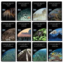 Discovery Education Planet Earth Education Edition DVD Set
