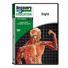 Discovery Education Human Body: Pushing the Limits: Sight DVD