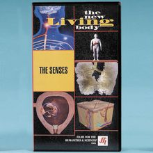 The New Living Body: The Senses DVD