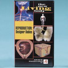 The New Living Body Reproduction: Designer Babies DVD