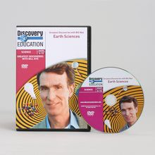 Greatest Discoveries with Bill Nye Earth Science DVD