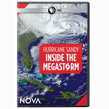 NOVA® Hurricane Sandy: Inside the Megastorm DVD