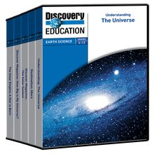 Discovery Education Solar System 5-Pack DVD Set