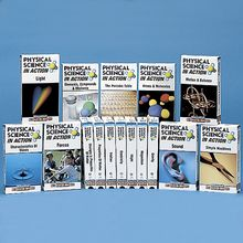 Physical Science in Action Electricity DVD
