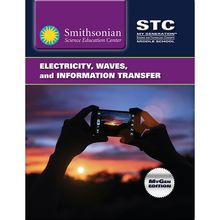 STC-Middle School&trade;, STC<sup>3</sup> Edition: Electricity, Waves, and Information Transfer Student Guide eBook, Pack of 32