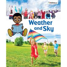 Building Blocks of Science Literacy Series™: Weather and Sky Big Book