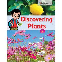 Building Blocks of Science Literacy Series™: Discovering Plants, Pack of 6