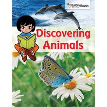 Building Blocks of Science Literacy Series™: Discovering Animals, Pack of 6