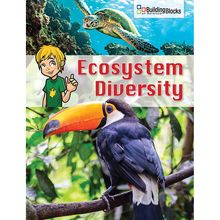 Building Blocks of Science Literacy Series™: Ecosystem Diversity, Pack of 24