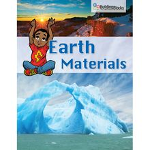 Building Blocks of Science Literacy Series™: Earth Materials, Pack of 6
