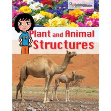 Building Blocks of Science Literacy Series™: Plant and Animal Structures, Pack of 6