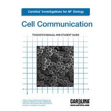 Carolina Investigations® for AP® Biology: Cell Communication Digital Teacher's Manual