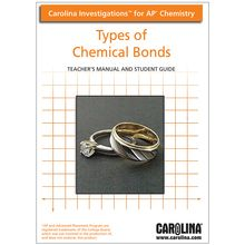 Carolina Investigations® for AP® Chemistry: Types of Chemical Bonds Digital Teacher's Manual