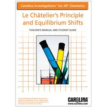 Carolina Investigations® for AP® Chemistry: Le Châtelier's Principle and Equilibrium Shifts Digital Teacher's Manual