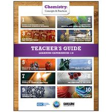 Chemistry: Concepts & Practices™: Student Learning Experiences 1–10 Teacher's Guide eBook, 1-Year License