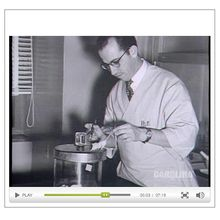 Marching to a Different Drummer: The Life and Career of Jonas Salk - Salk's Young Life & Education Video