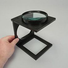Giant Foldable Stand Magnifier 2 x