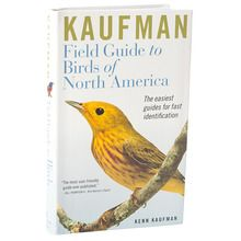 Kaufman Field Guide to Birds of North America Book