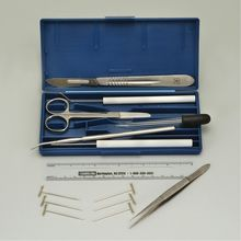 Intermediate Dissecting Set I, Molded Plastic Case