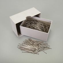 Dissecting Pins, Nickel-Plated, 2