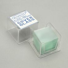 Coverslips, Student-Quality, Glass, 18 x 18 mm, Box of 100