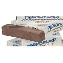 Modeling Clay, Brown, 1 lb