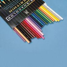 Colored Pencil Set, 24 Colors