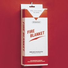 Bel-Art Fire Blanket
