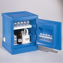 Poly Benchtop Acid/Corrosives Cabinet