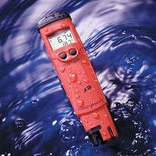 Hanna® Waterproof pH Meter (resolution 0.01 pH)