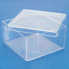 Friction-Fit Plastic Storage Boxes