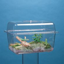 Aquarium/Terrarium Ventilated Cover, for 1 1/2 gal