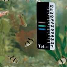 Thermometer, LCD, Sticks on Outside of Aquarium Tank