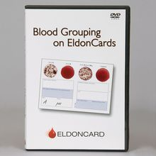 Blood Grouping on Eldoncards DVD