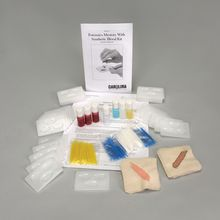Carolina™ Forensics Mystery with Synthetic Blood Kit