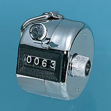 Tally Register with 4-Digit Counter