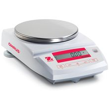 OHAUS Pioneer™ Precision Balance, Model PA1602, without Draftshield