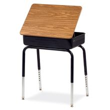 Lift Lid Student Desk