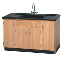 Cleanup Sink Bench