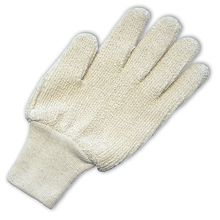 Gloves, Terry Cloth Utility