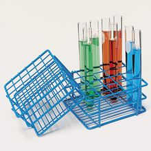 Test Tube Rack, Half-Size, 15–16 mm, 24 Holes