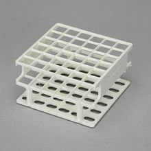 Test Tube Rack, Unwire Half-Rack, 13 mm, 36 Holes