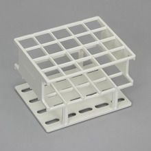 Test Tube Rack, Unwire Half-Rack, 20 mm, 20 Holes