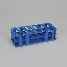 Economy Plastic Test Tube Rack, 13 mm, for 90 tubes